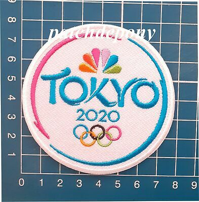 32nd 2020 Summer Olympics Tokyo Japan logo Patch Jersey sew on embroidery