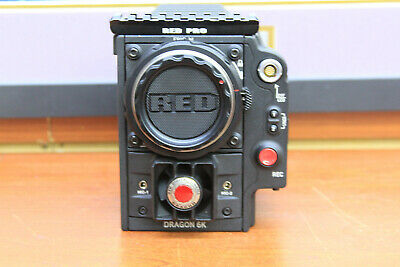 Red Dsmc Epic-Dragon 6K S35 Camera In Excellent Condition