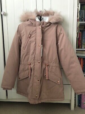 Girls Winter Coat Age 11 - 13 BRAND NEW with Tags