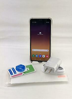 Samsung Galaxy S8 Active SM-G892A 64GB Gold! Free Shipping! GSM Unlocked!