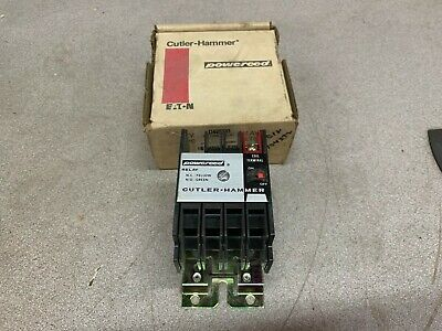 New In Box Cutler-Hammer Multipole Power Reed Relay D40Rba