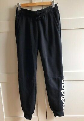 new Adidas Women/girls Joggers tracksuit bottoms pants Authentic size XS