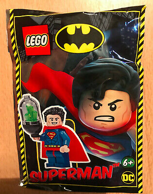Lego Set Polybag Figurine Minifig Super Heros Dc Comics Marvel Superman