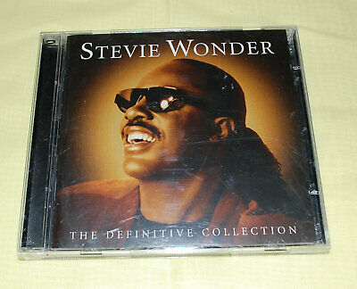 Stevie Wonder , The Definitive Collection  2 Disc Cd