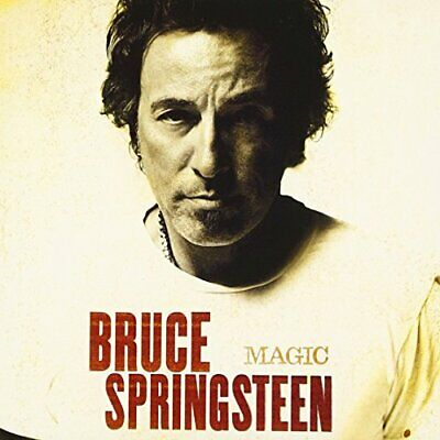 USED CD BRUCE SPRINGSTEEN Magic