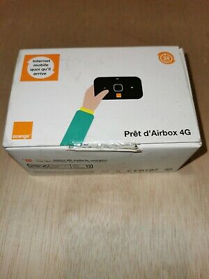 Routeur 4G AIRBOX HUAWEI ORANGE