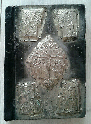 Ancient Book Cover