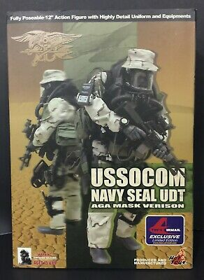 MINI TIMES Vest Set USSOCOM NAVY SEAL UDT AGA MASK VER 1//6 ACTION FIGURE TOY dam