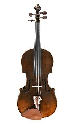 Late 18th century French violin by Pierre Marchal                 (old, antique)