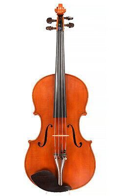 Well-played English viola (40.6 cm) by John Mather, 1992    (old, antique