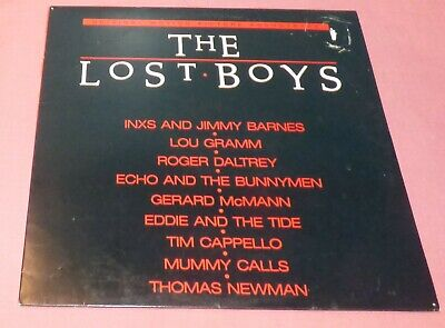 Movie Memorabilia Props The Lost Boys 1987 Missing Poster David Williams Kiefer Sutherland Flyer Movie Memorabilia Zsco Iq