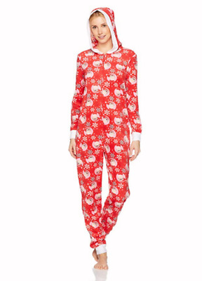 Briefly Stated Womens Emoji Union Suit