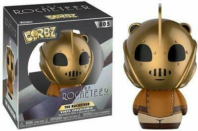 FUNKO Dorbz The Rocketeer with Chase Dorbz Vinyl Figure #405