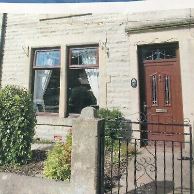 Mid Victorian terrace house In Popular Whalley Village For Sale