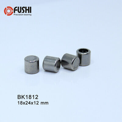 1 x HK1212 DRAWN CUP NEEDLE ROLLER BEARING ID 12mm OD 18mm LENGTH 12mm
