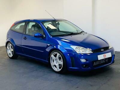 2003 03 Ford Focus Rs 2.0 Mk1  *Low Miles*