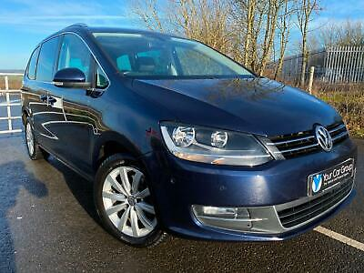 2014 Volkswagen Sharan Sel Tdi Bluemotion Technology Mpv Diesel