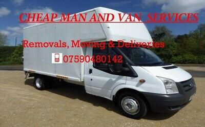 Man and Van Hire Services Hampshire/ Berkshire and Surroundings