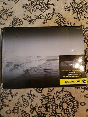 RXT-X Sea-Doo OEM RXT GTX and Wake PRO Cover 295100874