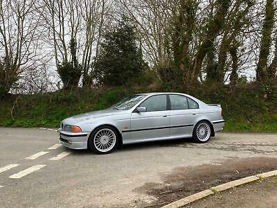 1998 R BMW 523i MANUAL E39 FACTORY ALPINA EXTRAS FITTED FROM NEW VERY CLEAN CAR
