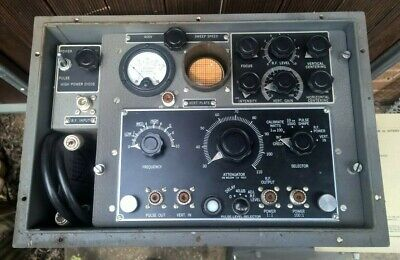 TS-355A/UP Air Force Test Set - Aircraft Radio Transmitter Receiver Test set