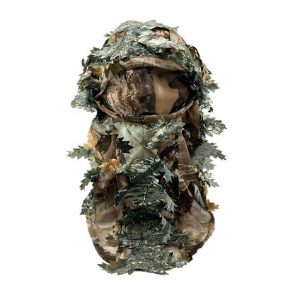 Camouflage Camo Balaclava Tactical Outdoor Hat Full Face Mask Airsoft Hunting AU