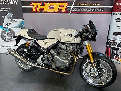 Norton Commando 961cc Cafe Racer (MKII) BRAND NEW 1 ONLY,£1500 OFF,NOW £14950