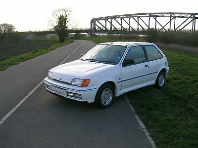 Ford Fiesta XR2i EXTREMELY LOW MILEAGE!!