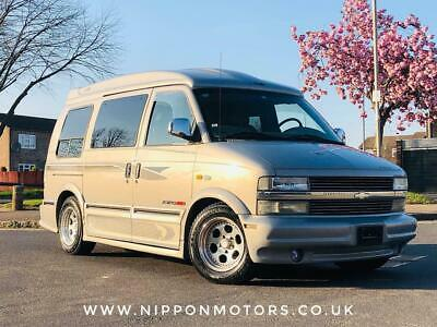 Fresh Import Chevrolet Astro Van Brougham Limited Edition Day Van Camper 4WD MPV