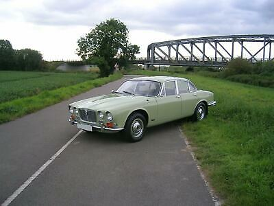 Jaguar XJ6 4.2 Series 1 Historic Vehicle