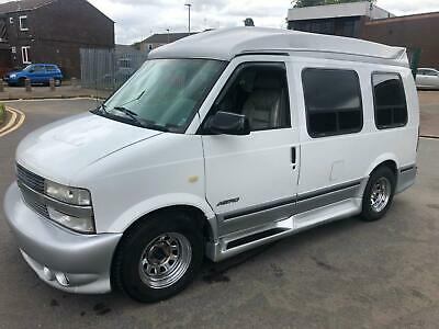 Fresh Import Chevorlet Gmc Astro Safari Luxury Camper Day Van Motor Home