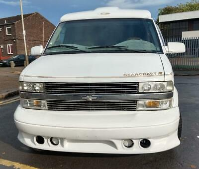 Fresh Import Chevrolet Astro Starcraft Day Van Camper 4WD MPV