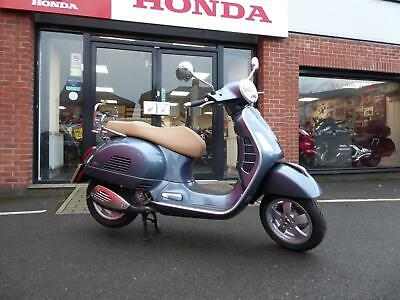 Vespa GTS 300 Scooter with only 632 miles from new & Immaculate