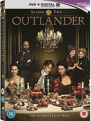 Outlander Complete Season 2 Brand New Dvd Free Post