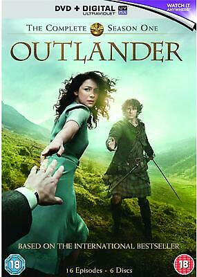 Outlander Complete First Season Brand New  Dvd Free Post