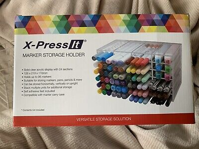 Xpress It Marker Holder. Brand New. Perfect For Copics, Alcohol Markers, Etc