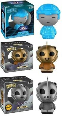 FUNKO Dorbz The Rocketeer with Chase & Classic Tron Vinyl Figures #405, #403 2x