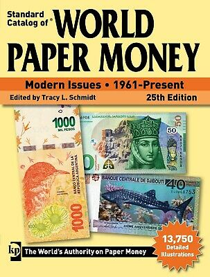 Standard Catalog of World Paper Money Modern Issues 1961 Present 25th [P.D.F]
