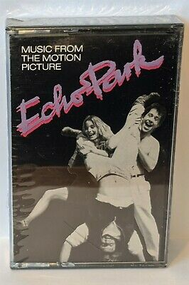SEALED Echo Park Music From The Motion Picture Soundtrack Cassette Jimmie Wood