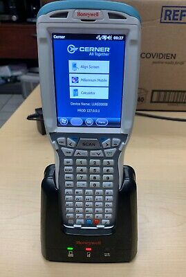 Honeywell Dolphin 99EX Handheld PC Mobile Computer Barcode Scnner 99EXL0