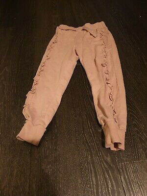 Girls Tracksuit bottoms Age 7