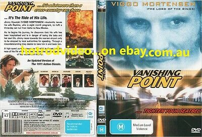 VANISHING POINT DVD (1997) Hot Rod Street Custom Rat