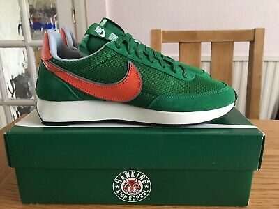 NIKE X STRANGER things Air Tailwind QS UD UK 9.5 with Badges