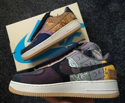 NIKE X CPFM Air Force 1 LOW 10.5 IN HAND CACTUS PLANT FLEA