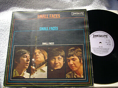 Small Faces ‎– Small Faces , Immediate ‎– IMLP 008 , LP Album ,UK 1st Issue MONO