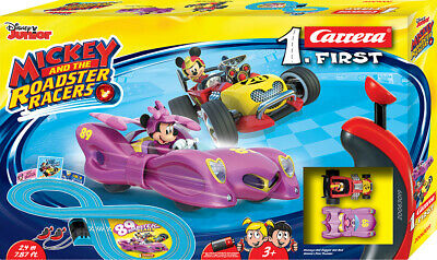 With Spinners Pista CARRERA 2,4 mt Carrera First Set Paw Patrol On The Track