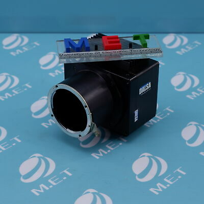 DALSA BLACK AND WHITE CCD LINEAR ARRAY CAMERA P2-42-06K40 P24206K40 60days warre