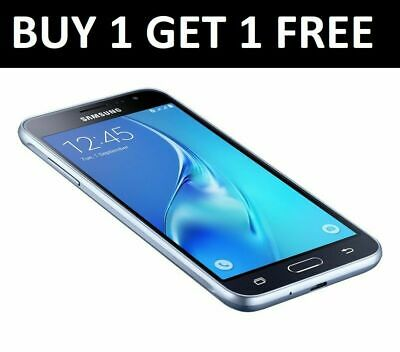 For Samsung Galaxy A3 - 2016 100% Genuine Tempered Glass Film Screen Protector