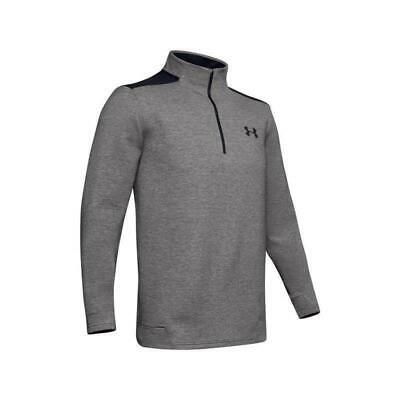 UNDER ARMOUR Storm 1/4 Zip-Jacke Herren - grau