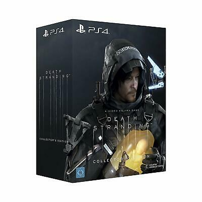 Death Stranding - Collectors Edition [PlayStation 4] PS4 - Ingame Objekte fehlen